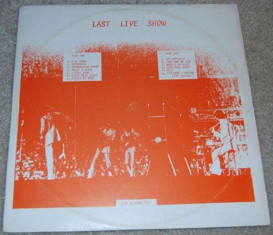 Beatles Last Live Show f