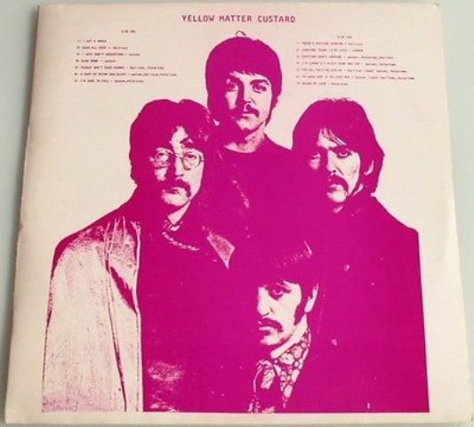 Beatles YMC folder