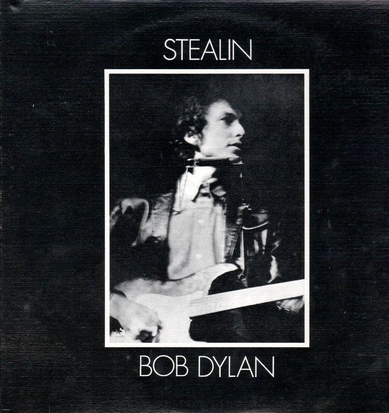 Dylan Stealin 2010 b&w