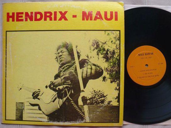 Hendrix Maui, Hawaii orig