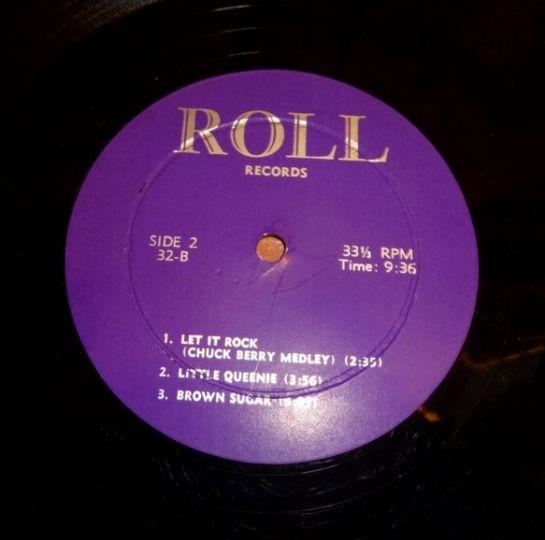 Rolling Stones Euro Tour 1970 Live 32B