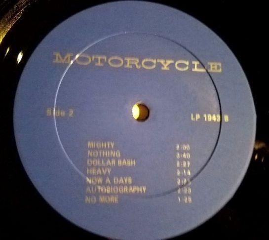 Bob Dylan Motorcycle 1943 lbl 2 lg