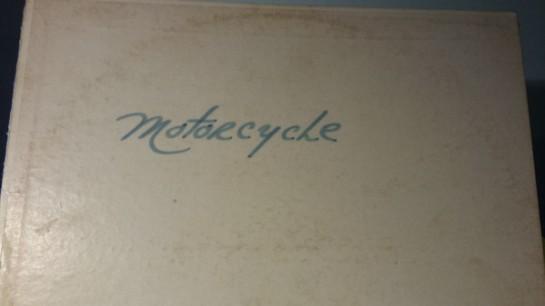 Dylan Motorcycle III