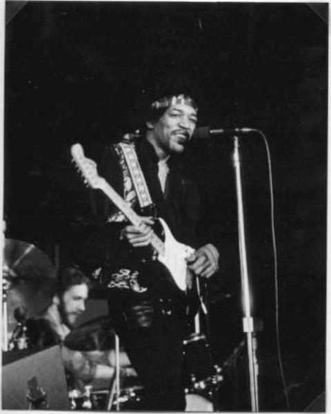 Hendrix LA Forum '70