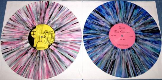 Hendrix LA Forum K&S 13 discs