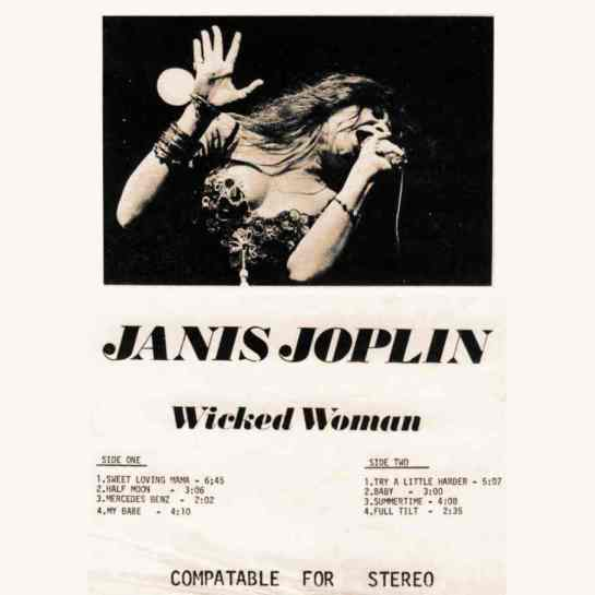 Joplin J Wicked Woman 3