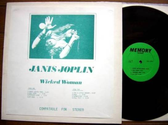 Joplin J Wicked Woman
