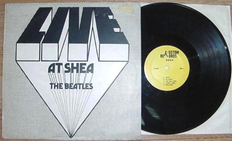 Beatles LaShea Kustom