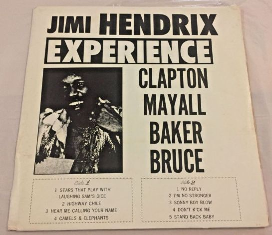 Hendrix C M B B RE