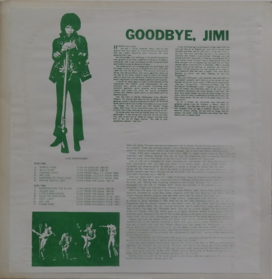 Hendrix Goodbye Jimi gree