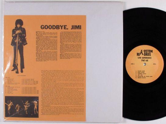 Hendrix Goodbye Jimi KR