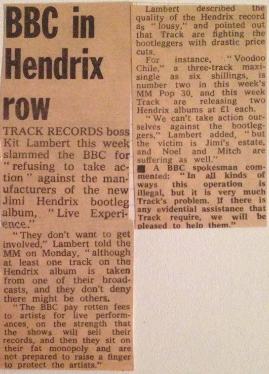 Hendrix Row