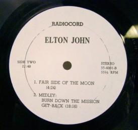 John E radiocord lbl 2