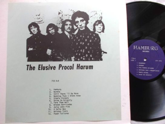 Procol Harum The Elusive