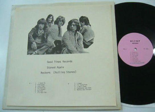 Rolling Stones Stoned Again Japan RV 5004