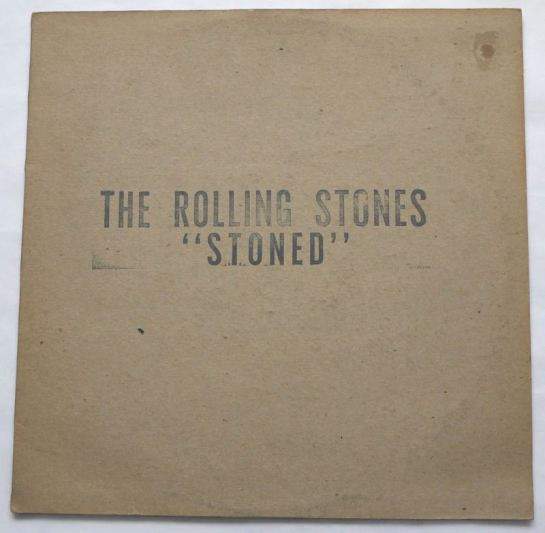Rolling Stones STONED HL-A 2