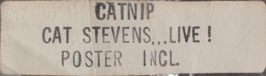 Stevens C TGiftBOUs st