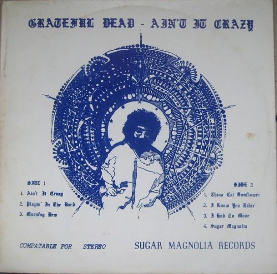 Grateful Dead AIC RE