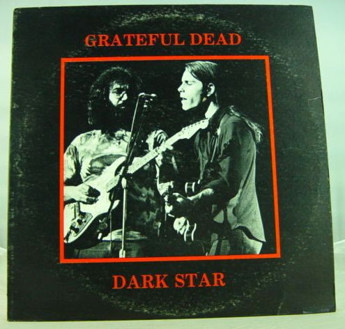 Grateful Dead Dark Star b&w w.r.