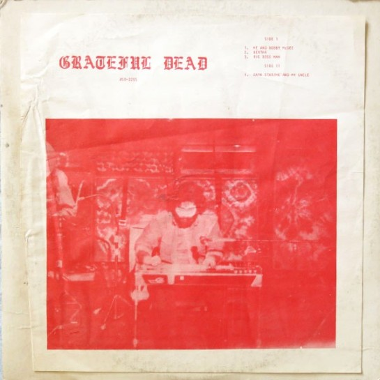 Grateful Dead GD-2255