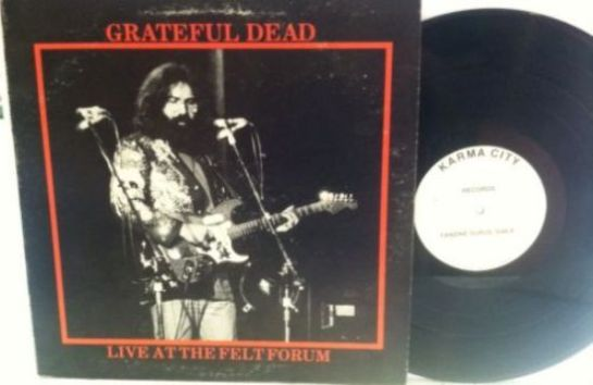 Grateful Dead Karma City