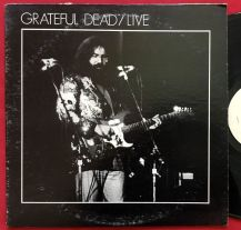 Grateful Dead LIVE b&w