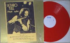 Jethro Tull Flute Cake 300 copies