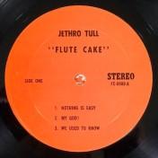 Jethro Tull Flute Cake 8888 lbl A