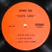 Jethro Tull Flute Cake 8888 lbl B