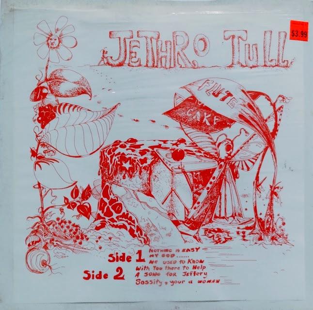 Jethro Tull Flute Cake WCF