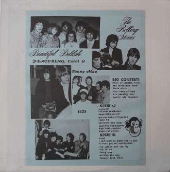Rolling Stones BD DF RR