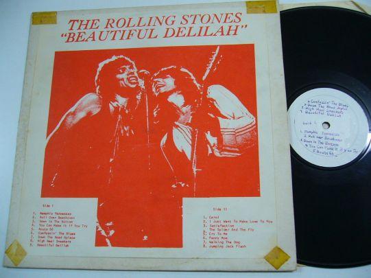 Rolling Stones BeautDel stamp font