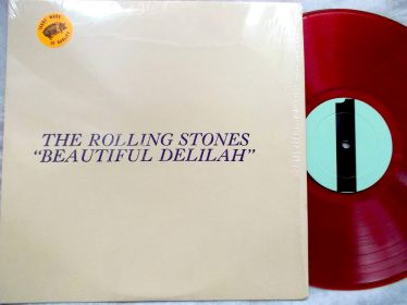 Rolling Stones Beautiful Delilah 1 lbl