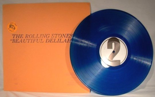 Rolling Stones Beautiful Delilah blu