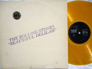Rolling Stones beautiful Delilah gol wh