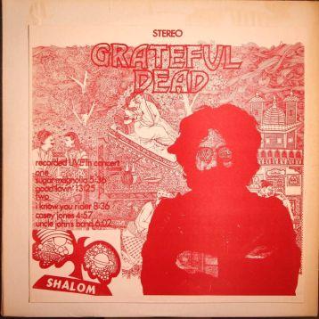 Grateful Dead 1020 III