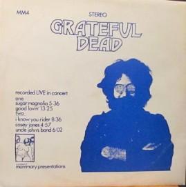 Grateful Dead 2266 pr f