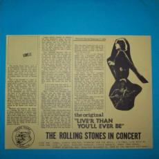Rolling Stones LiveR blu