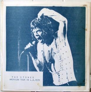 Rolling Stones TSATILA 1972 RE