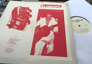 Bowie Ziggy iC