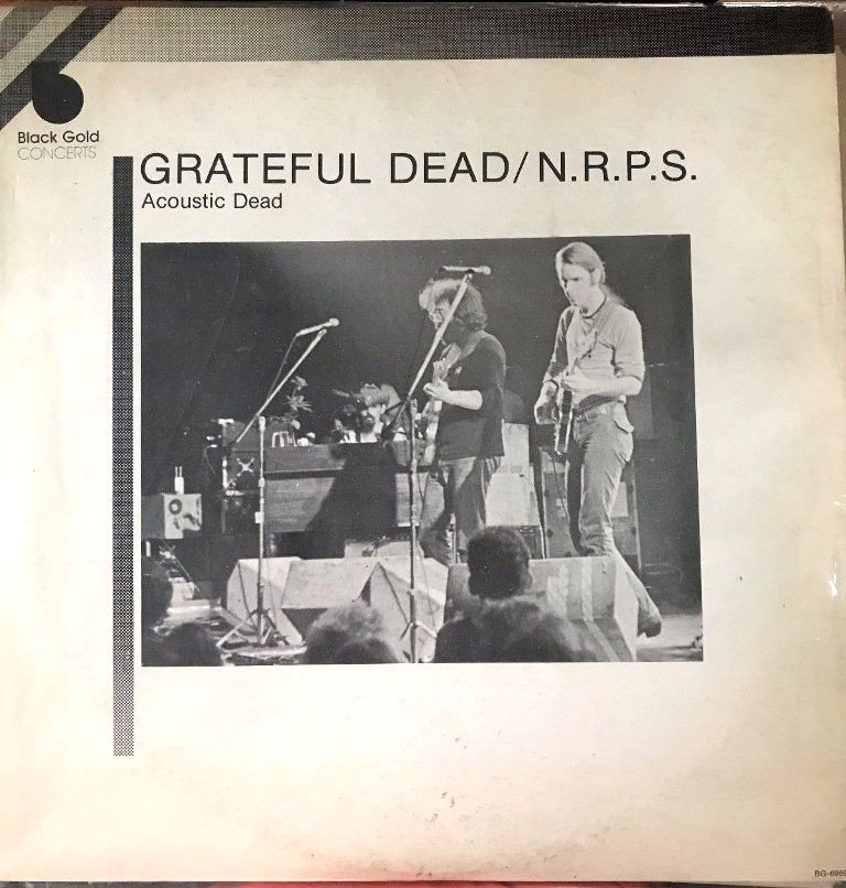 Grateful Dead Featuring New Riders Of The Purple Sage