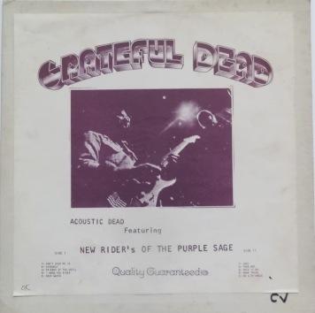 Grateful Dead Ac Dead