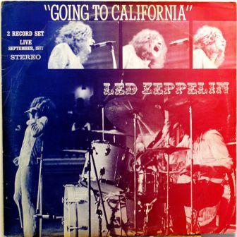 Led Zep G T Cali 1st II