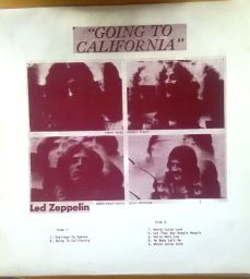 Led Zep GTC
