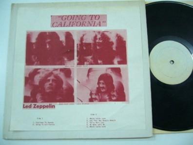Led Zeppelin GTC 1st II