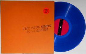 Simon P Solo Alb blu red lbl