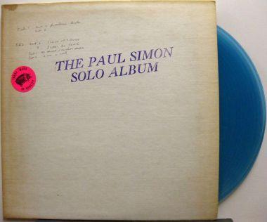 Simon P TPS Solo Album blu