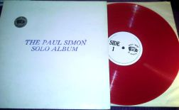 Simon P TPS Solo Album red